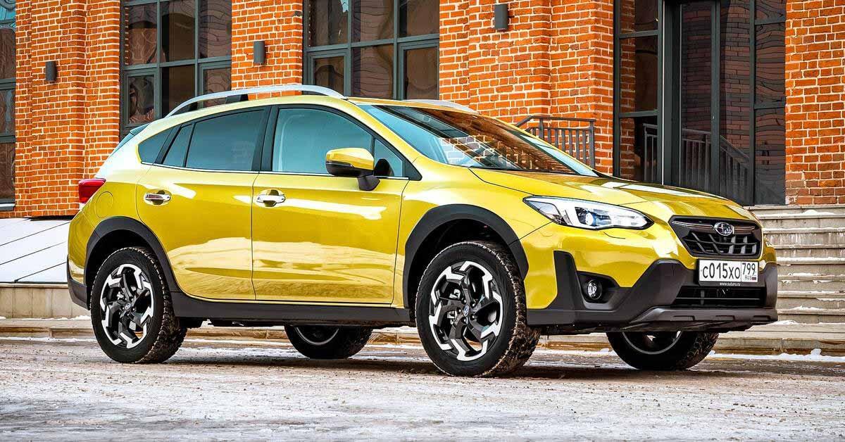 В России подорожали почти все автомобили Subaru - Мотор
