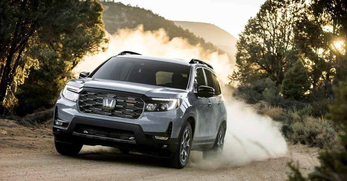 Honda Passport обновилась и первой получила «внедорожную» версию TrailSport - Motor