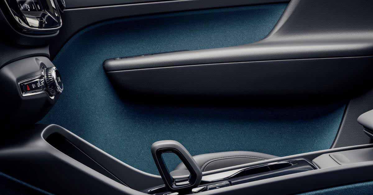 Volvo откажется от натуральной кожи в салонах электромобилей - Motor