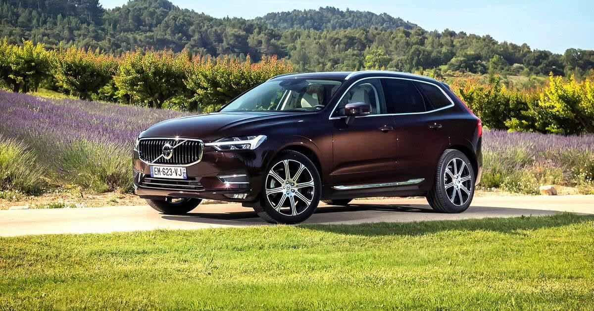 Самые популярные модели Volvo подорожали на 100 тысяч рублей - Motor