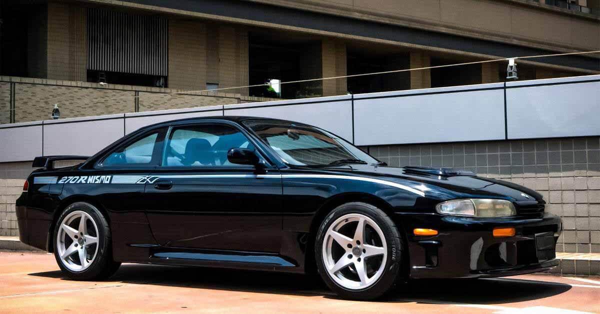 Очень редкий Nissan Nismo будет продан с аукциона за три миллиона рублей.  Всего было построено 30 таких спорткаров.