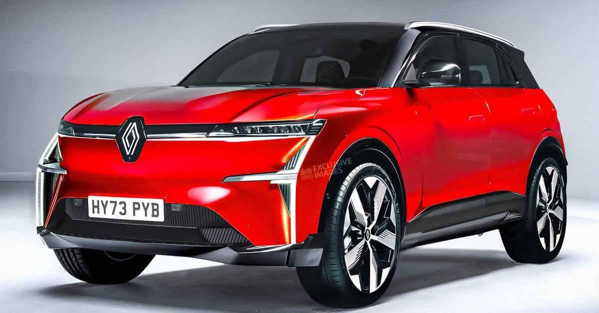 Renault Kadjar заменит электрический кроссовер - Motor