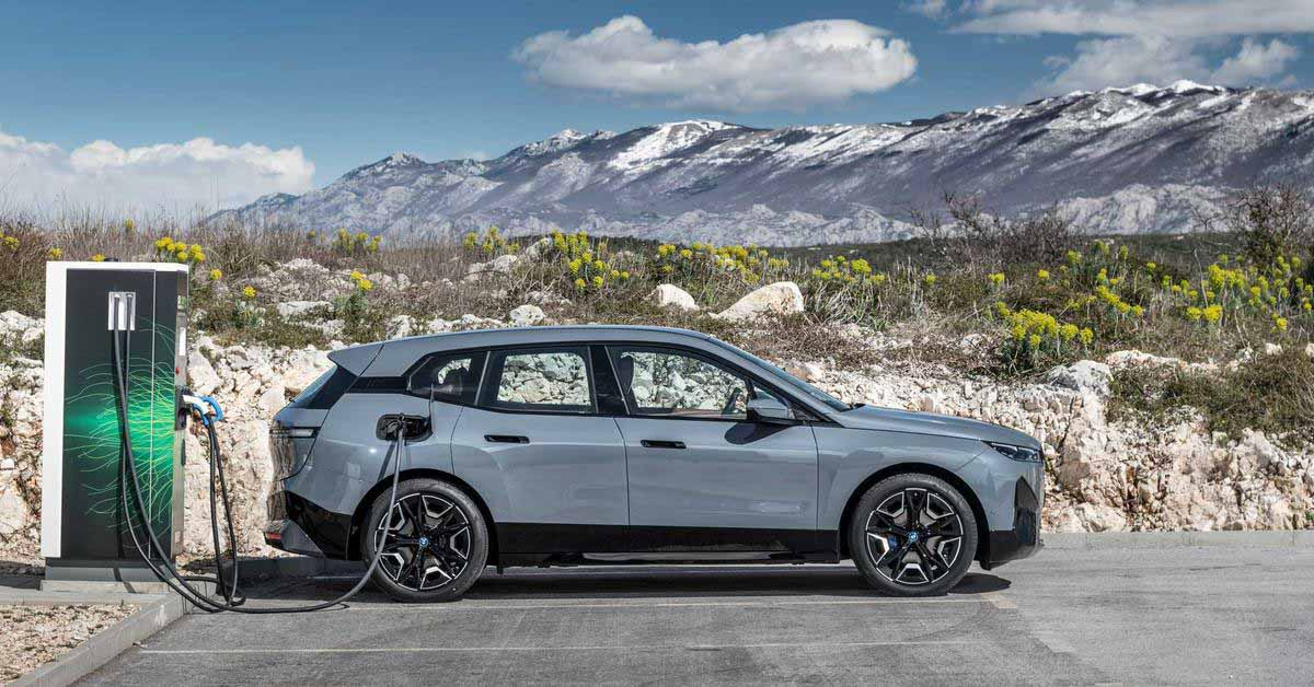 BMW заявляет, что у электромобилей есть запас хода 600 километров - Motor