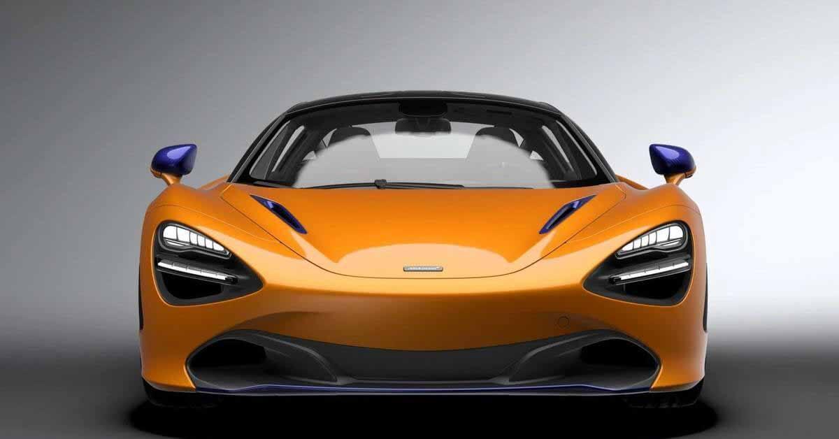 McLaren посвятила гонщику Формулы-1 новую специальную серию 720S - Motor