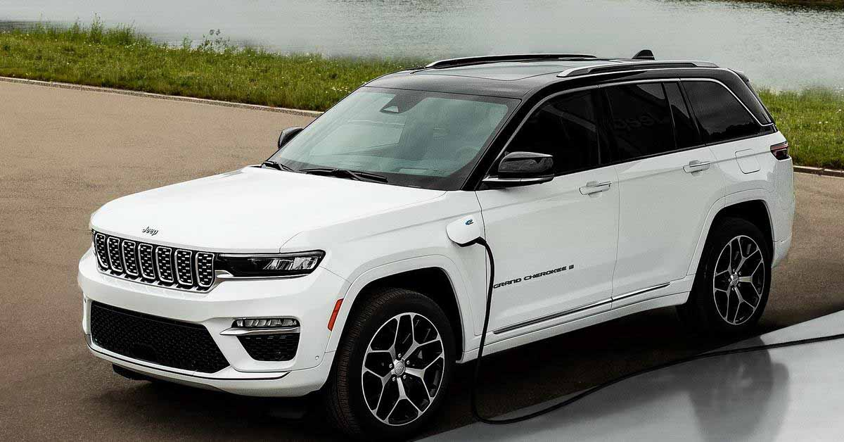 Объявлена дата премьеры нового Jeep Grand Cherokee - Motor