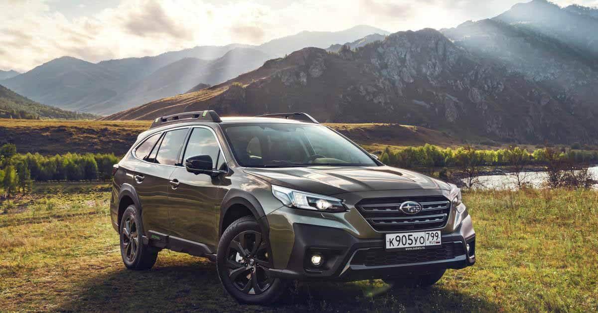 Докопаемся до сути: первый тест нового Subaru Outback