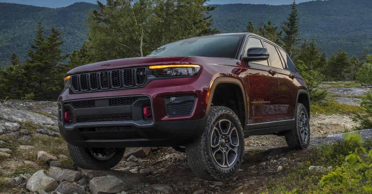 Новый Jeep Grand Cherokee: двигатели и сроки появления в России