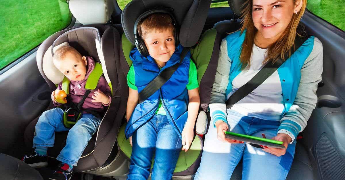 Перечисленные небезопасные автомобили для задних пассажиров - Мотор
