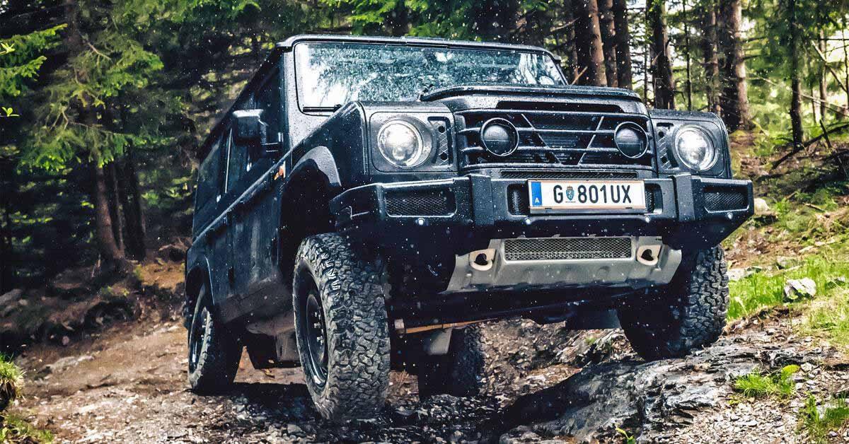 Открыты заказы на Grenadier, преемника классического Land Rover Defender - Motor.