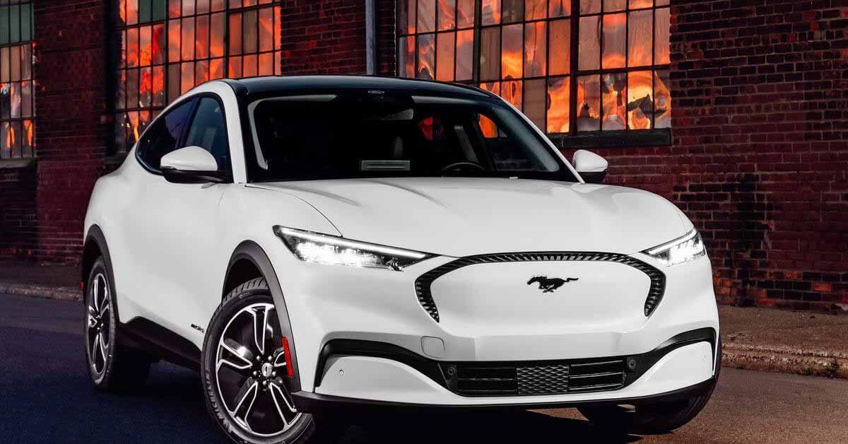 Ford увеличит автономность электрического Mustang Mach-E - Motor