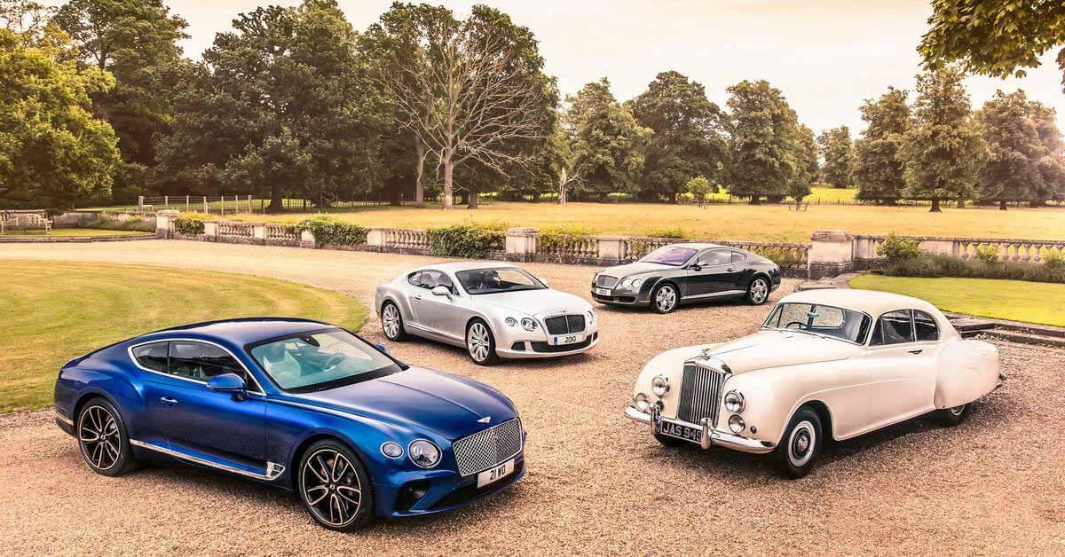 Акварель и воск: как создавались автомобили Bentley 70 лет назад