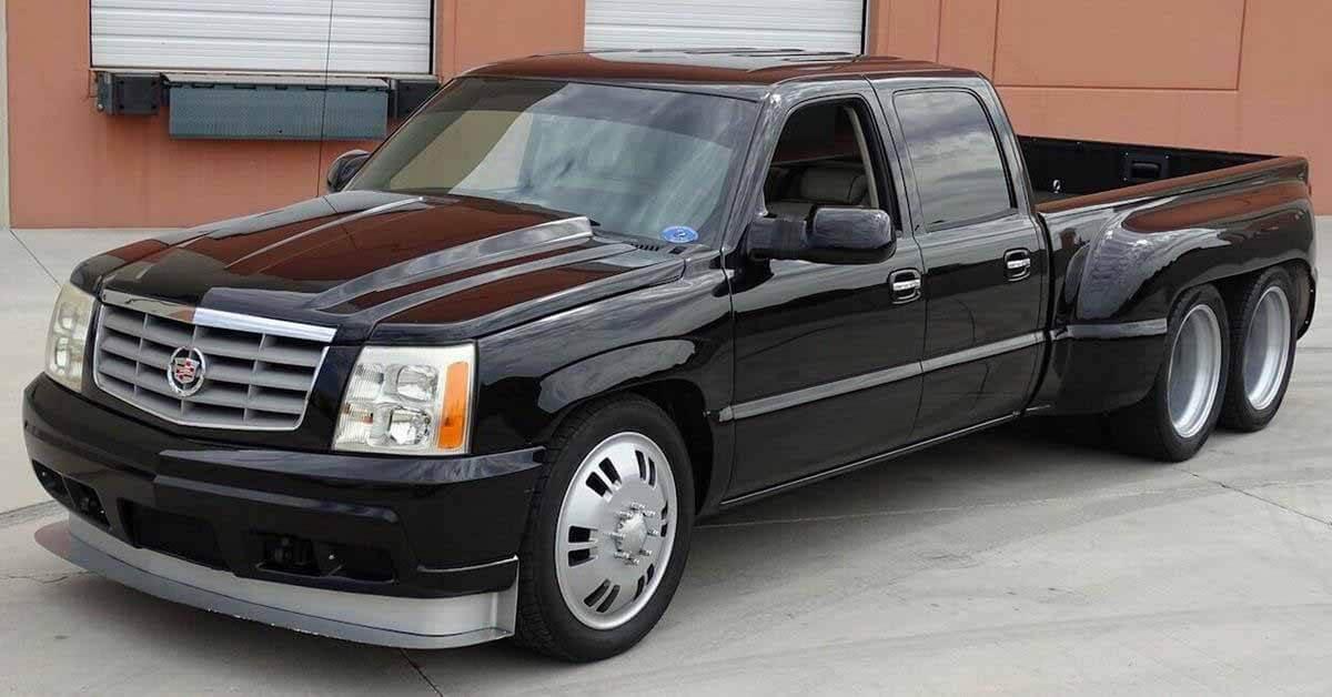 Шестиколесный пикап с 8,7-литровым V8 мощностью 1440 лошадиных сил продается в США.