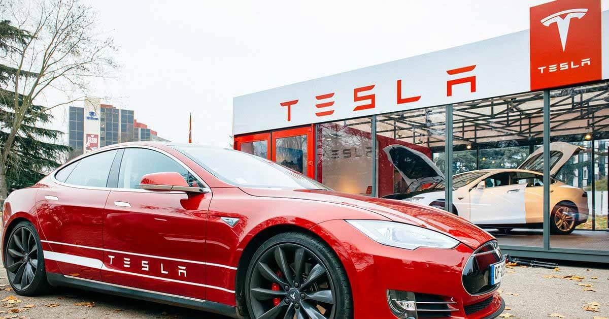Электромобили составляют почти 80% автомобильного рынка Норвегии - Motor
