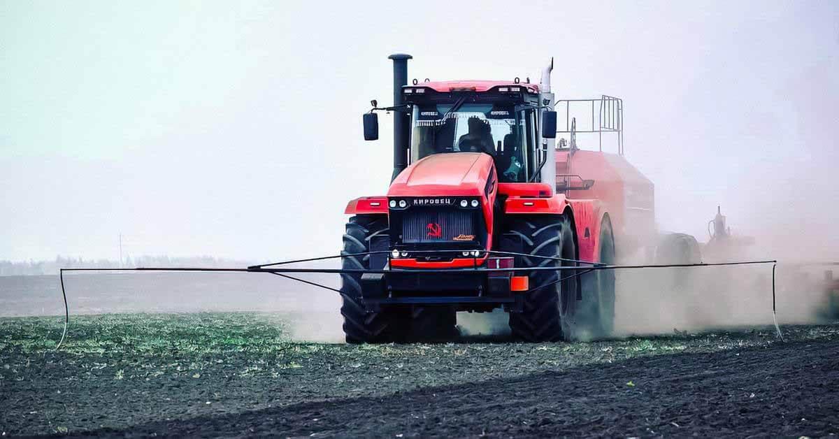 В России наладят серийное производство беспилотных тракторов - Мотор