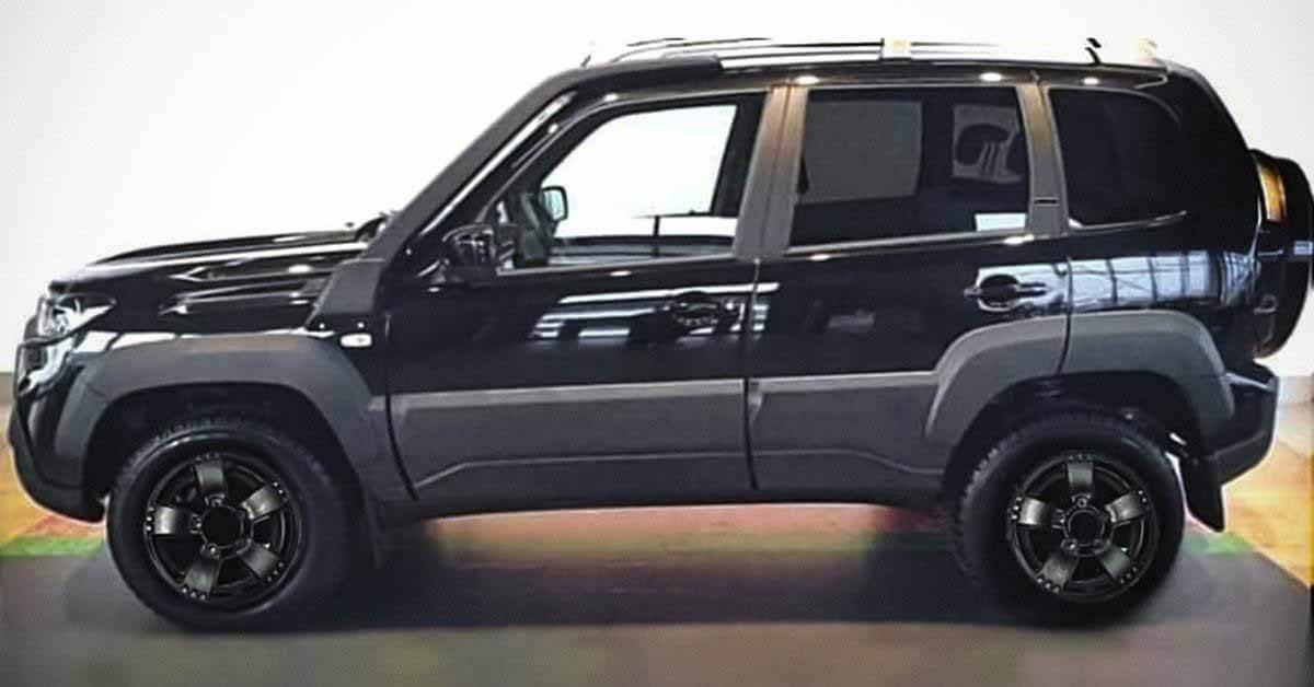 АвтоВАЗ готовит «черную» спецверсию еще одной Lada