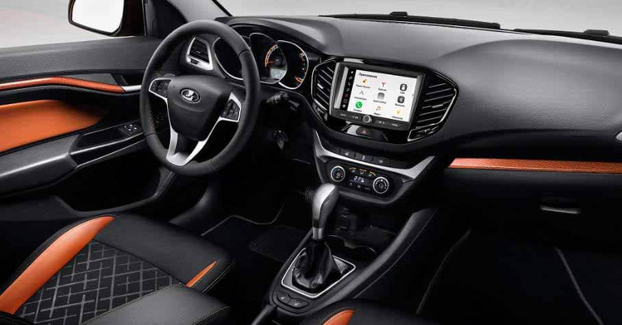 АвтоВАЗ приостановил производство Lada с продвинутой мультимедийной системой - Motor