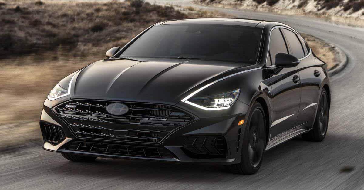Hyundai Sonata обзавелась «киноверсией» - Motor