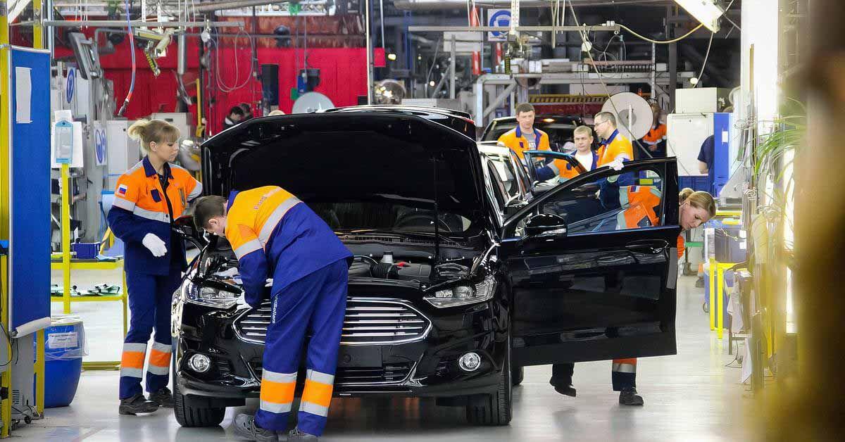 Ford может вернуться на российский рынок - Мотор