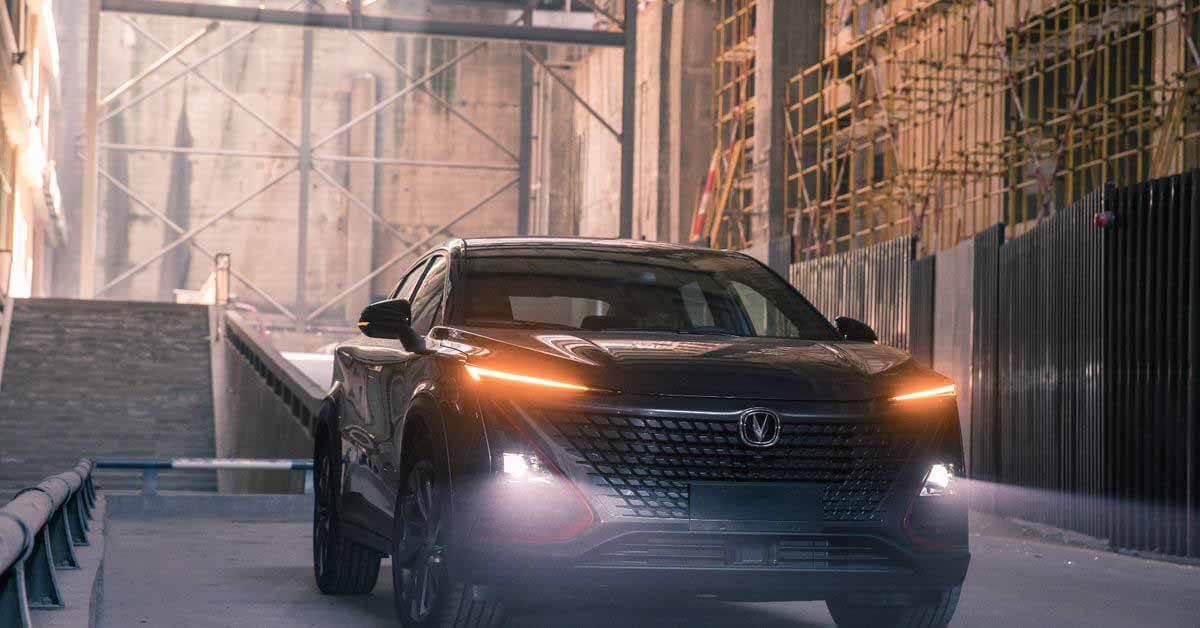 Changan Uni-K и Uni-T официально не поставляются в Россию, но их уже можно купить - Motor