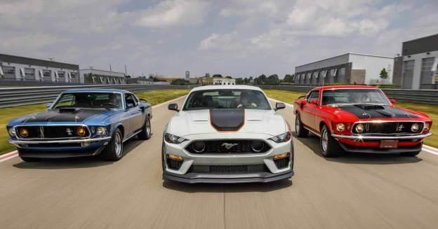 Ford снизит мощность до Mustang с двигателем V8 5.0 - Motor