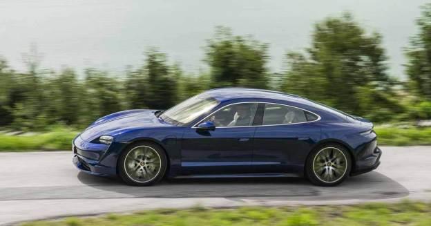Самый продаваемый легковой автомобиль Porsche - электрический - Motor
