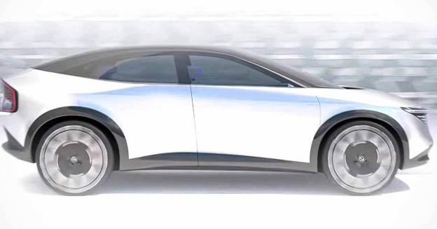 Электрический хэтчбек Nissan Leaf станет кроссовером нового поколения - Motor