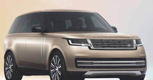 Дизайн нового Range Rover рассекретили за неделю до премьеры - Motor