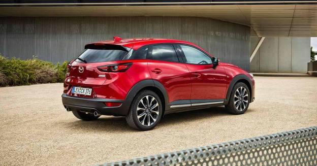 Mazda откажется от малого кроссовера - Motor