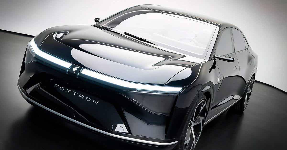 Увидеть соперника Tesla из Тайваня с экранами на корпусе - Motor