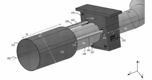 Ford патентует выдвижные патрубки для внедорожников - Motor