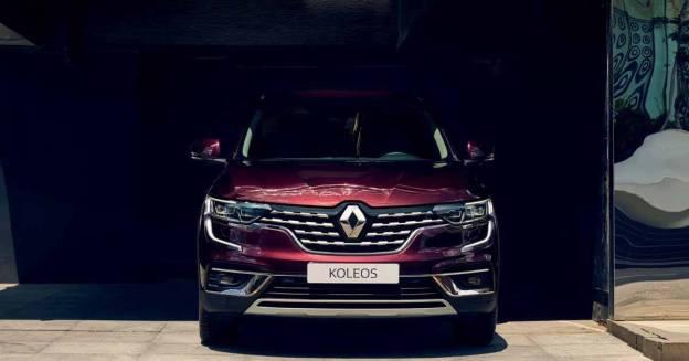 Renault откажется от названий Kadjar и Koleos - Motor