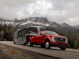 Ford recalling thousands of f series trucks
