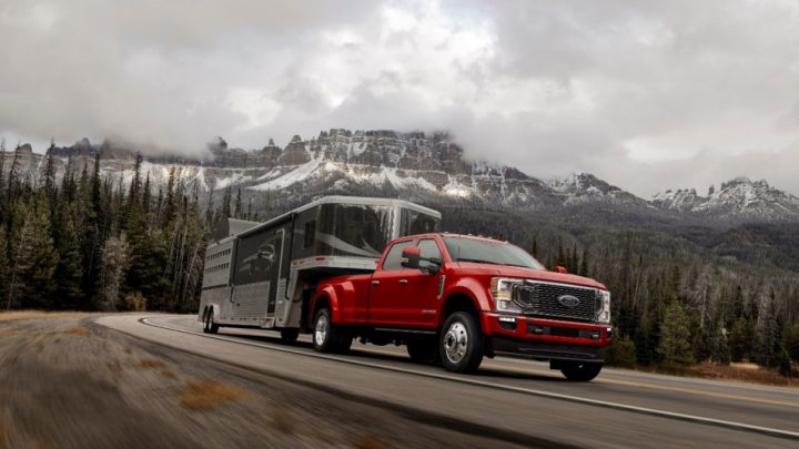 Ford Recalling Thousands of F-150s and Super Duty Trucks