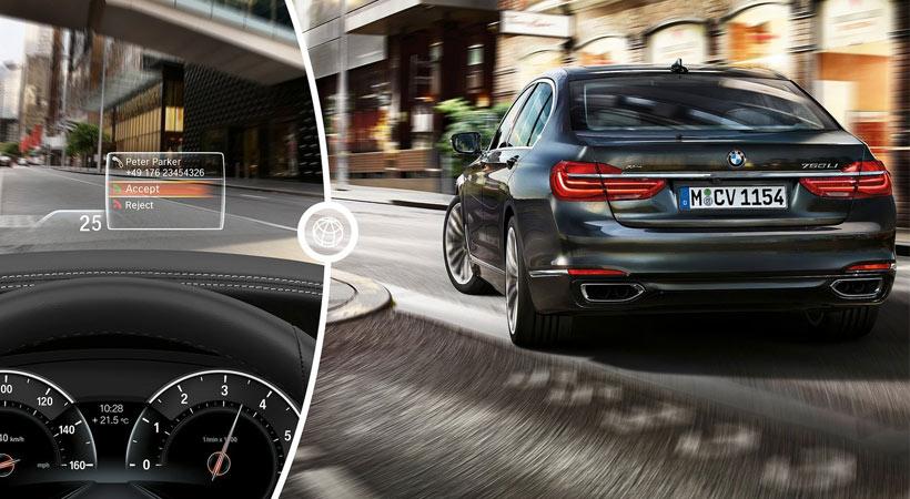 El nuevo Serie 7 de BMW