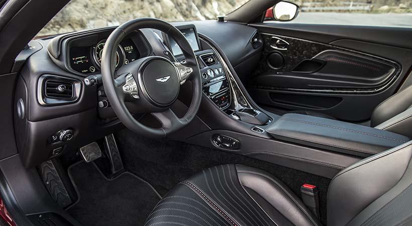 Test Drive Aston Martin DB11 2017