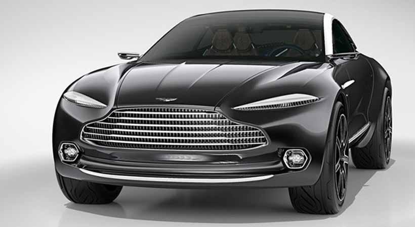 Video histórico de Aston Martin en Gales