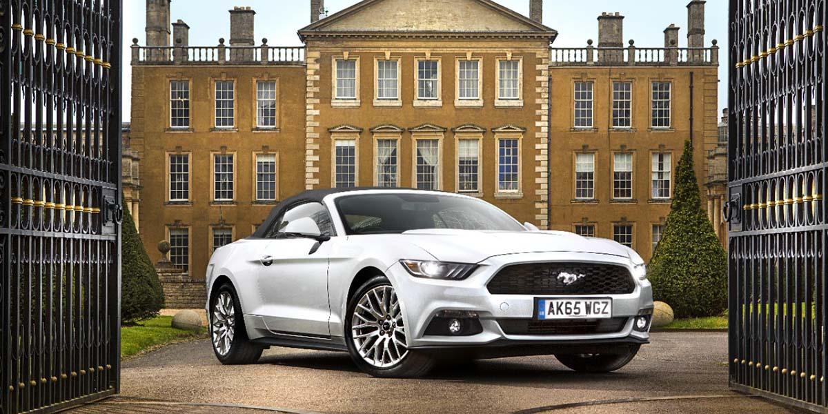 El Ford Mustang, el deportivo más vendido del mundo en 2016