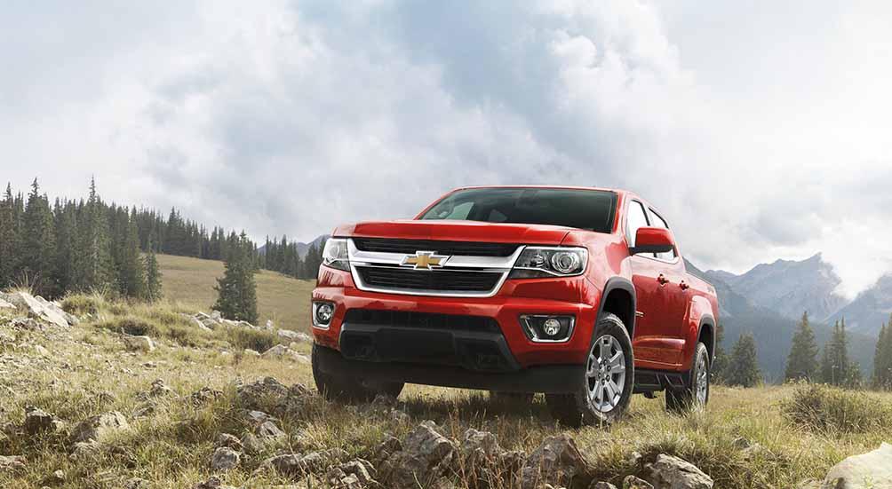 Chevrolet Colorado 2017, precio, video, prueba de manejo,
