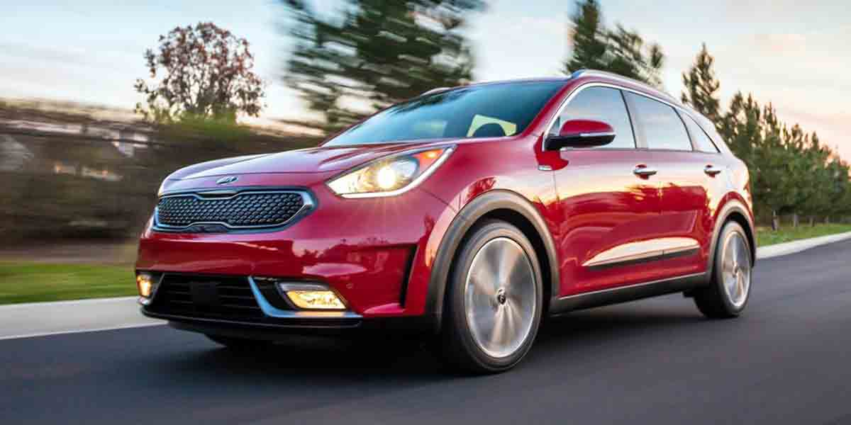 Autos que gastan menos combustible: Kia Niro