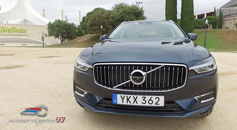 Video Volvo XC60 2018