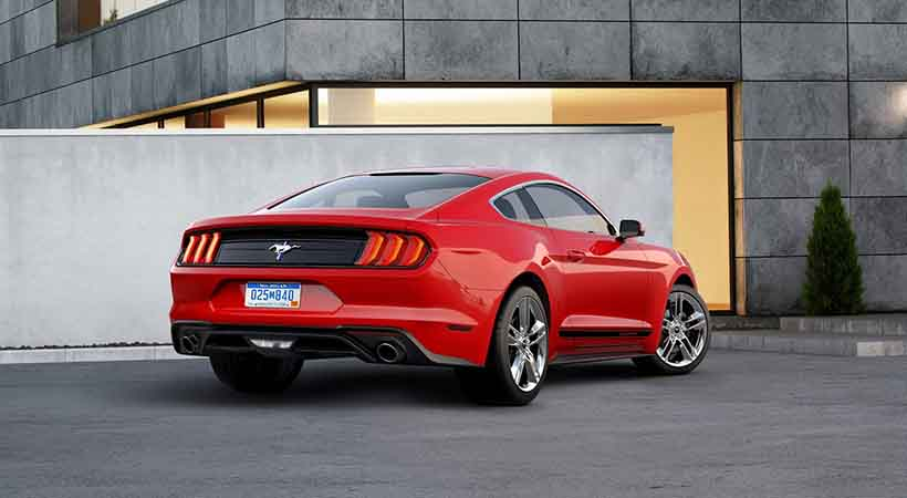 Ford Mustang 2018, Pony Package Mustang 2018, Ford Mustang características y precio