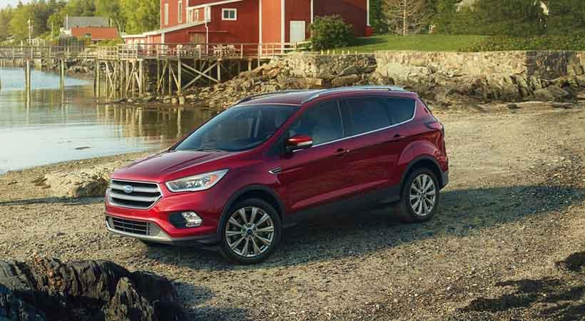 Ford Escape SE 2017, Ford Escape SE 2017 precio, Ford Escape SE 2017 video, autos nuevos Ford, mejores SUV USA