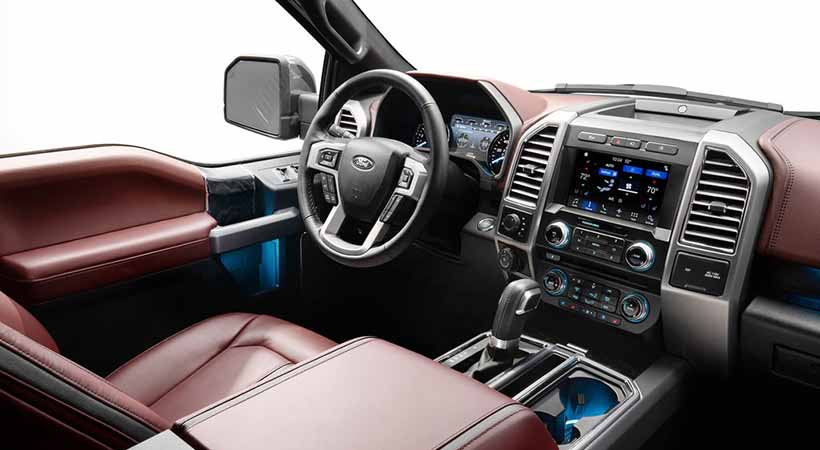 Ford F-150 Sport 4x4 2017, precio, orueba de manejo, video, camionetas Ford,