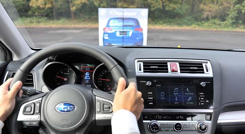 Subaru All Around Safety