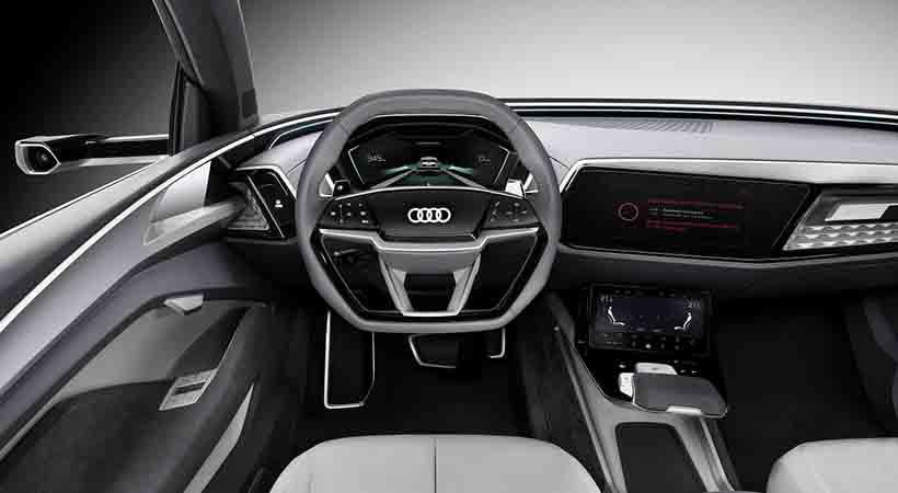 Audi Elaine concept, Auto Ahow Frankfurt 2017, coches autónomos, coches eléctricos