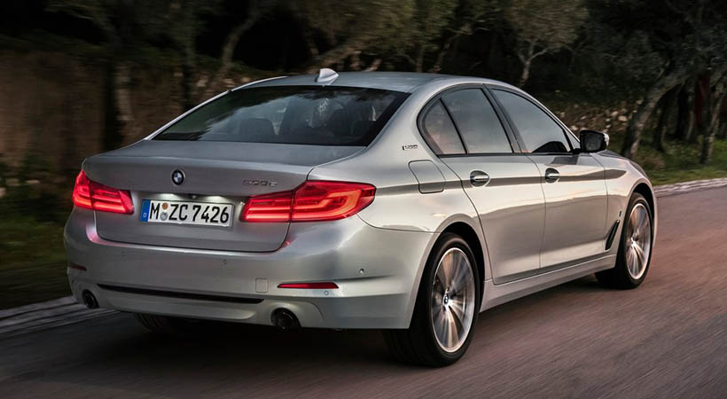 BMW 530e xDrive iPerformance 2018, BMW 530e xDrive iPerformance 2018 video, BMW 530e xDrive iPerformance 2018 prueba de manejo, BMW 530e xDrive iPerformance 2018 test drive