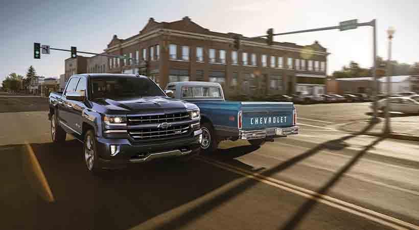 Chevrolet Silverado y Colorado Centennial edition, Chevrolet pickup, camionetas nuevas Chevrolet, Chevy Truck Legends