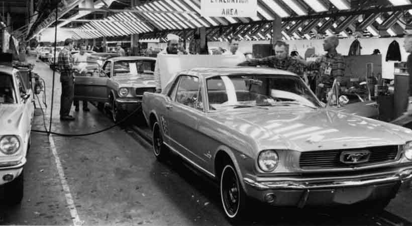 Top 6 cosas que no sabías del Ford Mustang, historia Ford Mustang, anécdotas Ford Mustang