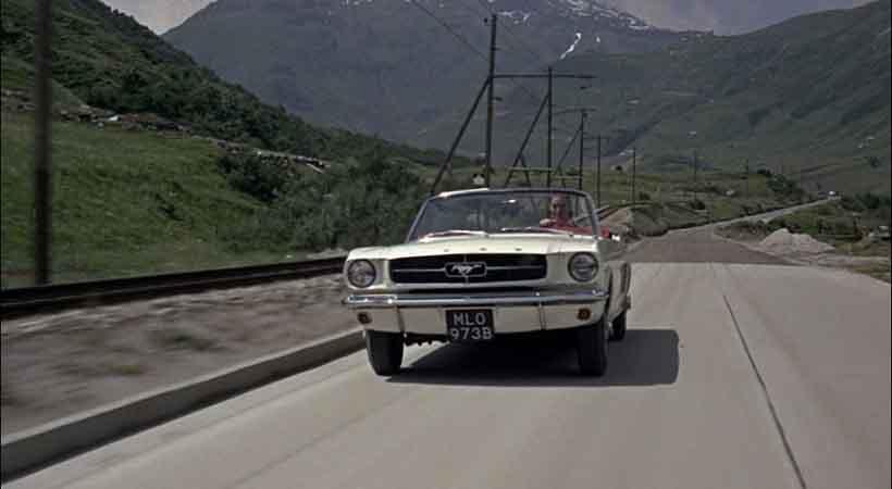 Top 6 cosas que no sabías del Ford Mustang, historia Ford Mustang, anécdotas Ford MustangTop 6 cosas que no sabías del Ford Mustang, historia Ford Mustang, anécdotas Ford Mustang
