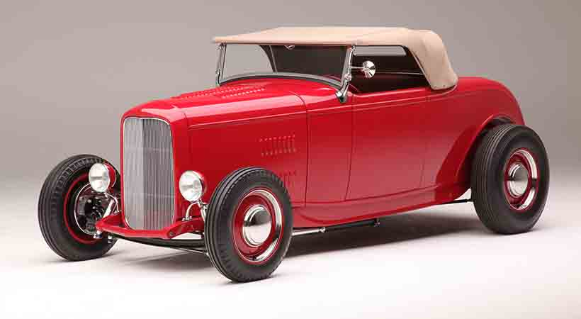 The McGee Roadster: Hot Rod Legend